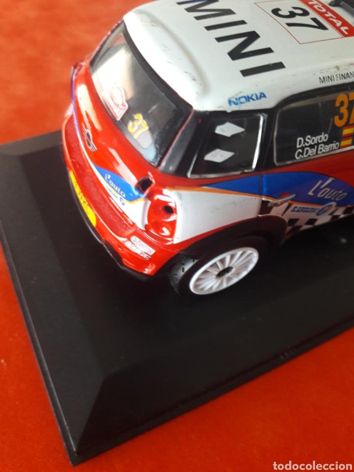 Coches a escala: MINI JOHN Cooper Works WRC Dani Sordo - Foto 3 - 154384538