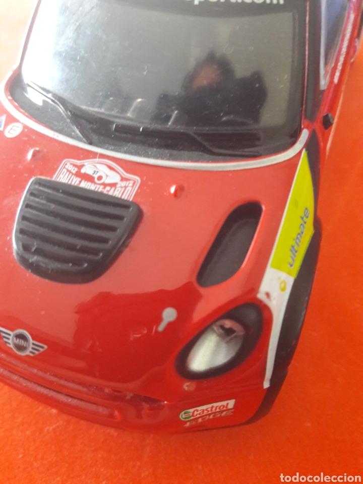 Coches a escala: MINI JOHN Cooper Works WRC Dani Sordo - Foto 4 - 154384538