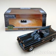 Coches a escala: METAL DIE CAST. CLASSIC TV SERIES BATMOBILE. Lote 156570610