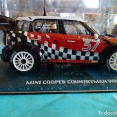 Coches a escala: MINI COOPER CONUNTRYMAN WRC DANI SORDO. Lote 158671078