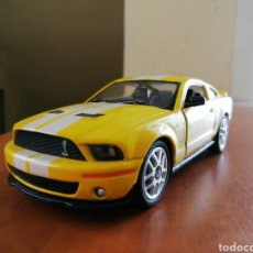 Coches a escala: FORD MUSTANG SHELBY 2007 ESCALA 1/38. Lote 160852224