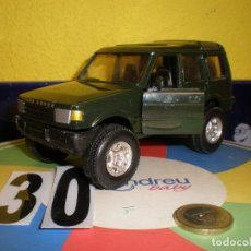 Coches a escala: LAND ROVER DISCOVERY,ARE TRADEMARKS,SPEEDYPOWER,1/32,30 EUROS Y ENVÍO GRATIS CERT.. Lote 166174774
