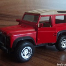 Coches a escala: LAND ROVER DEFENDER. Lote 168700421