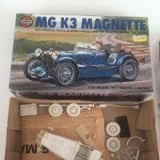 Coches a escala: AIRFIX MG K3 MAGNETTE, ESC 132 PVC. Lote 169405620