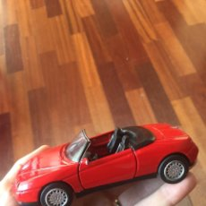 Coches a escala: ALFA ROMEO SPIDER 1/32 WELLY 1997 SPEEDY POWER COCHE MAQUETA MINIATURA VINTAGE RETRO MOTOR. Lote 172387048