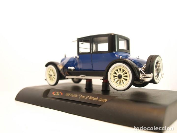 Coches a escala: Cadillac Type 57 Victoria Coupe 1928 escala 1/32 Signature models coche metal miniatura - Foto 3 - 56941198