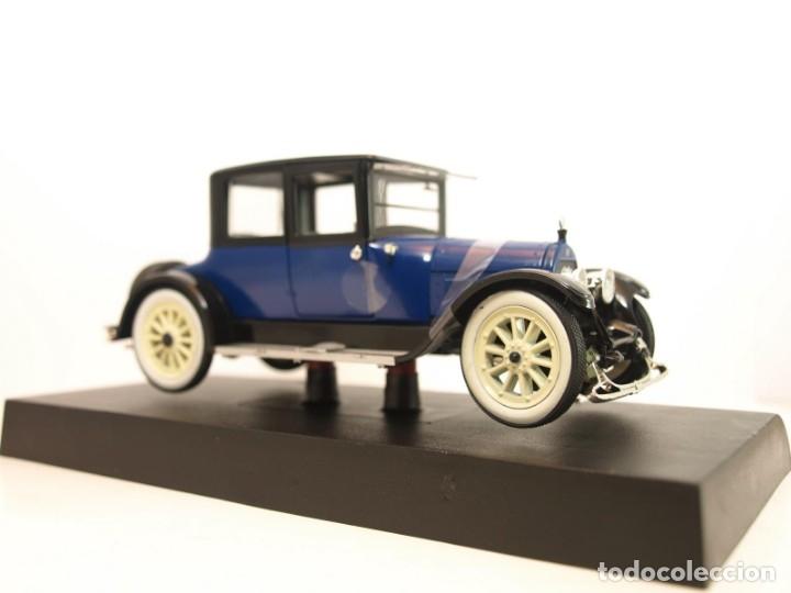 Coches a escala: Cadillac Type 57 Victoria Coupe 1928 escala 1/32 Signature models coche metal miniatura - Foto 7 - 56941198