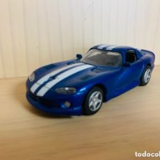 Coches a escala: DODGE VIPER 1997 SPEEDY POWER ESCALA 1:32. Lote 173055053