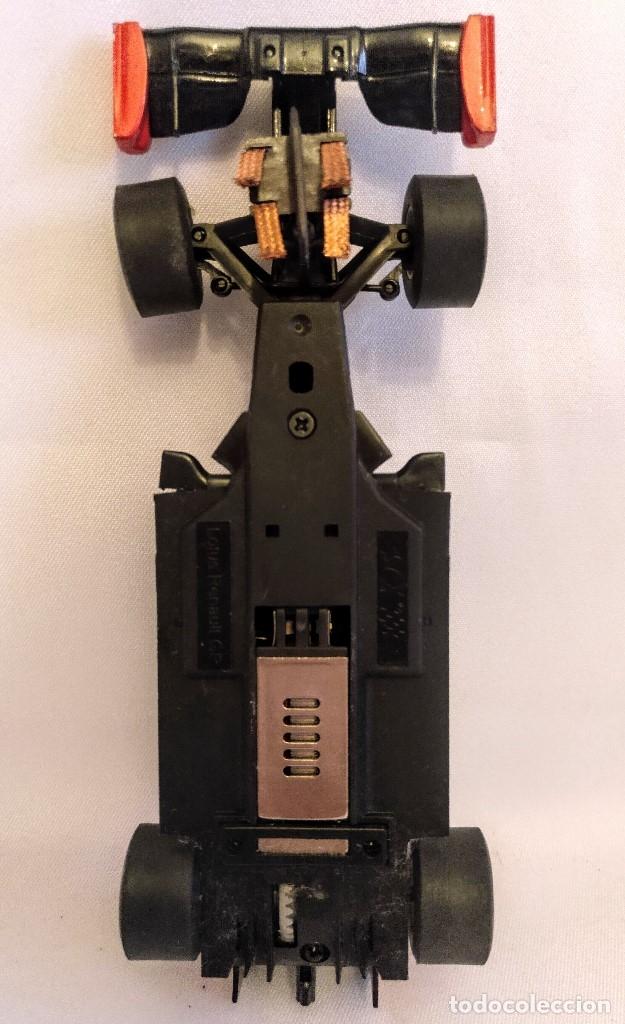 Coches a escala: Coche de scalextric Renault Lotus GP en caja expositora - Foto 6 - 174098828