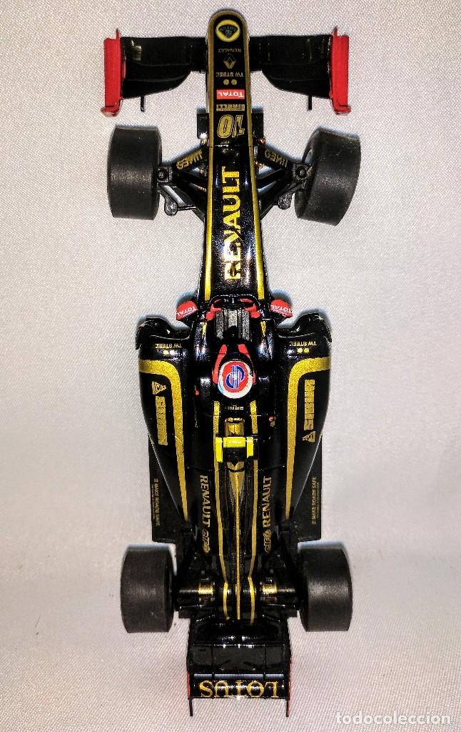 Coches a escala: Coche de scalextric Renault Lotus GP en caja expositora - Foto 11 - 174098828