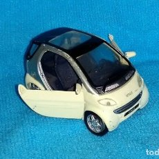 Coches a escala: COCHE DE METAL - MAISTO - SMART CITY COUPE - ESC 1/32. Lote 175364890