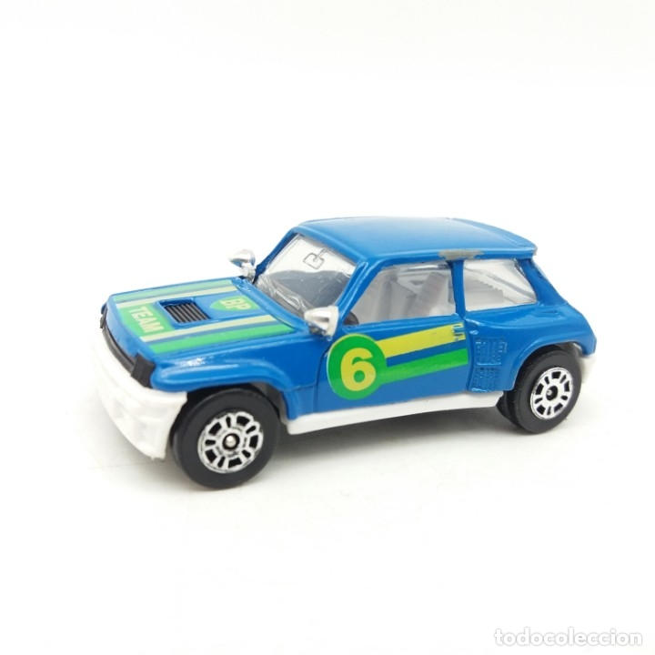 Coches a escala: Renault 5 turbo BP de CORGI - Foto 2 - 175871809