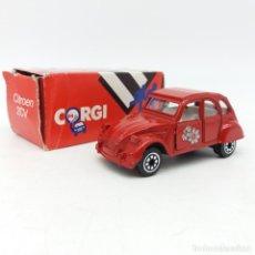 Coches a escala: CITROËN 2CV DE CORGI. Lote 175872050