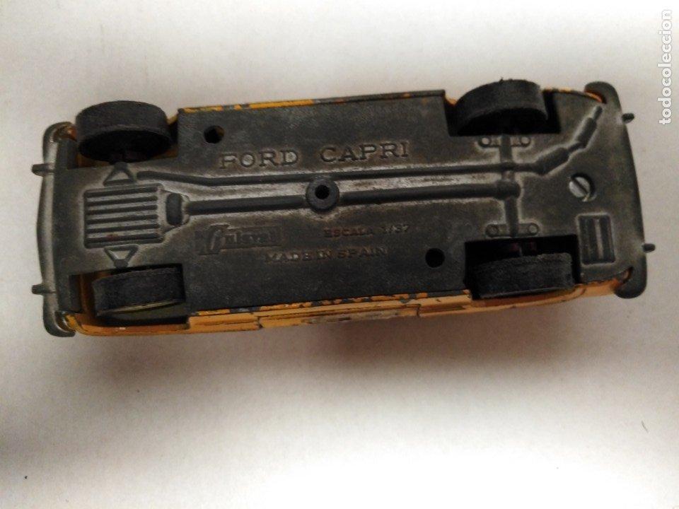 Coches a escala: Coche Ford Capri guisval - Foto 5 - 176432574