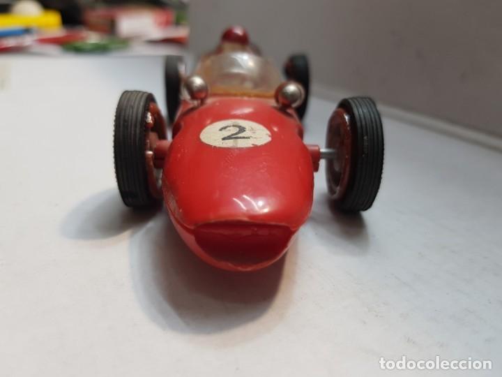 Coches a escala: Coche Friccion Kuxan 102 color rojo raro - Foto 3 - 177121143