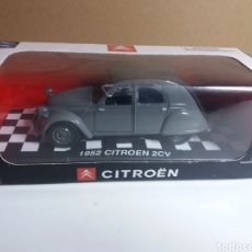 Coches a escala: 1952 CITROEN 2 CV NEW RAY 1/32. Lote 180255882