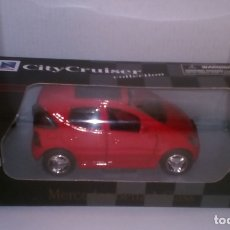 Coches a escala: 1/32 NEWRAY CITYCRUISER COLLECTION MERCEDES-BENZ A-CLASS ROJO. Lote 221668663
