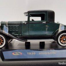 Coches a escala: HUDSON 1930 COCHE COLECCIONABLE RBA HUDSON 1930 ESCALA 1/32 PORTUGAL. Lote 182151921