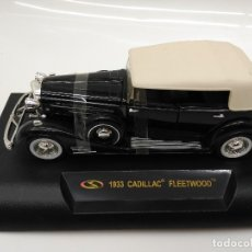 Coches a escala: CADILLAC FLEETWOOD 1933 - ESCALA 1/32 - SIGNATURE MODELS - NUEVO!!. Lote 182991166