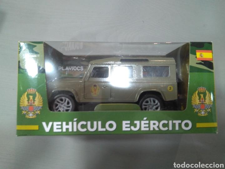 Coches a escala: Vehículo ejército español - Foto 5 - 183006287