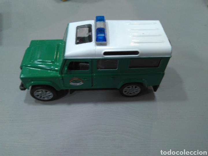 Coches a escala: Land Rover Guardia Civil - Foto 2 - 183006898