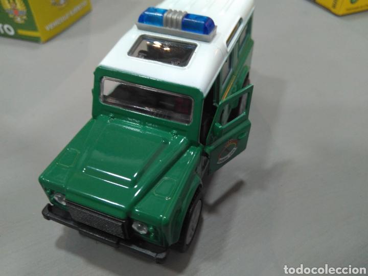 Coches a escala: Land Rover Guardia Civil - Foto 3 - 183006898