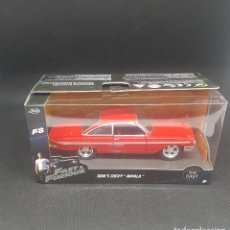 Coches a escala: 1/32 JADA FAST & FURIOUS DOM'S CHEVY IMPALA. Lote 184012052