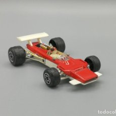 Coches a escala: LOTUS 63 F1 POLITOYS 1/32 MADE IN ITALY. Lote 184507101