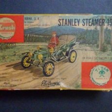 Coches a escala: REVELL STANLEY STEAMER 1909 . Lote 189979738