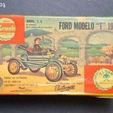 Coches a escala: REVELL FORD MODELO T 1910. Lote 189979876