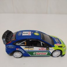 Coches a escala: FORD FOCUS RS WRC MARCUS GRONHOLM. Lote 191042108