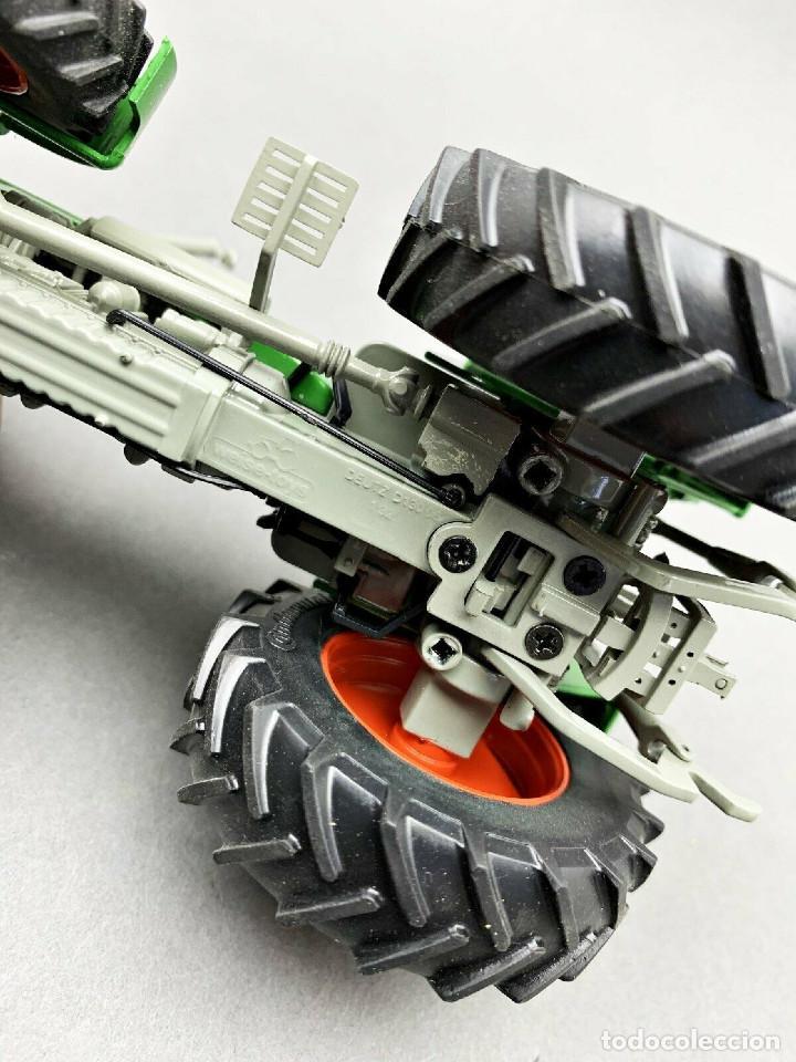 Coches a escala: Tractor Deutz 130 4x4 Weise Toys Escala 1:32 - Foto 4 - 191259011