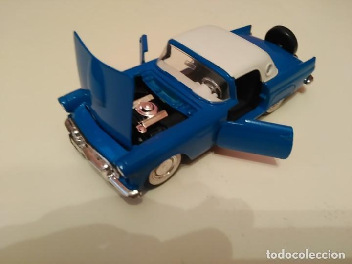 Coches a escala: Ford Thunderbird 1957 de Guisval escala 1/32 coche miniatura (1:32) - Foto 4 - 194211252