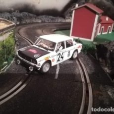 Coches a escala: SCALEXTRIC SEAT 124 RALLY. Lote 194247218