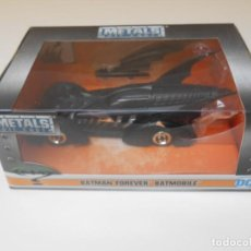 Coches a escala: COCHE BATMAN FOREVER BATMOBILE 1/32 1:32 JADA CAR METAL DIE CAST ALFREEDOM. Lote 195192641