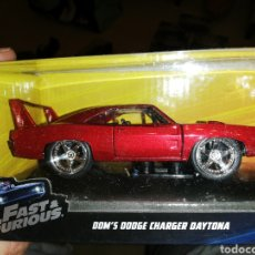 Coches a escala: FUST AND FURIOUS DOM'S DODGE CHALLENGER DAYTONA (DIE CAST). Lote 195508765