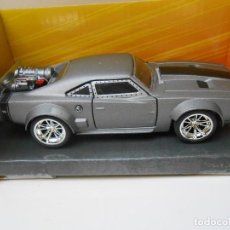 Carros em escala: 1:32 COCHE FAST & FURIOUS DOM ICE CHARGER CAR 1/32 ALFREEDOM. Lote 207565496
