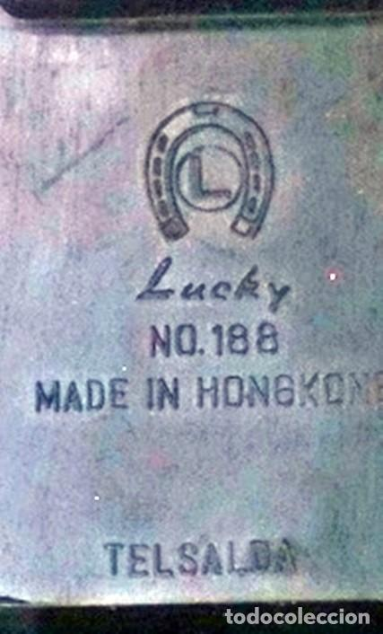Coches a escala: TELSALDA LUCKY Nº 188 M G B GT SPORTS CAR - FRICCIÓN - HONG KONG - Foto 8 - 93719265