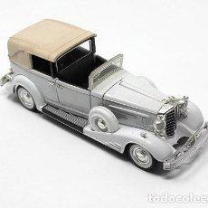 Coches a escala: CADILLAC TOWN CAR DE 1933 DE SIGNATURE.. Lote 202325261
