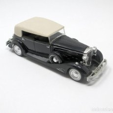Coches a escala: CADILLAC FLEETWOOD DE 1933 DE SIGNATURE.. Lote 202325713