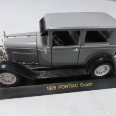 Coches a escala: 1926 PONTIAC COACH . ESCALA 1.32 . BUEN ESTADO . Lote 202392058