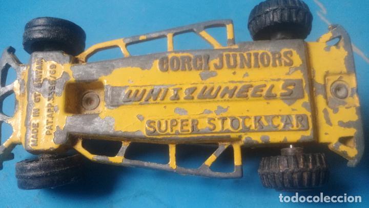 Coches a escala: BUGY - WHITE WHEELS - CORGI JUNIORS - SUPER STOCK CAR - Foto 4 - 204994541