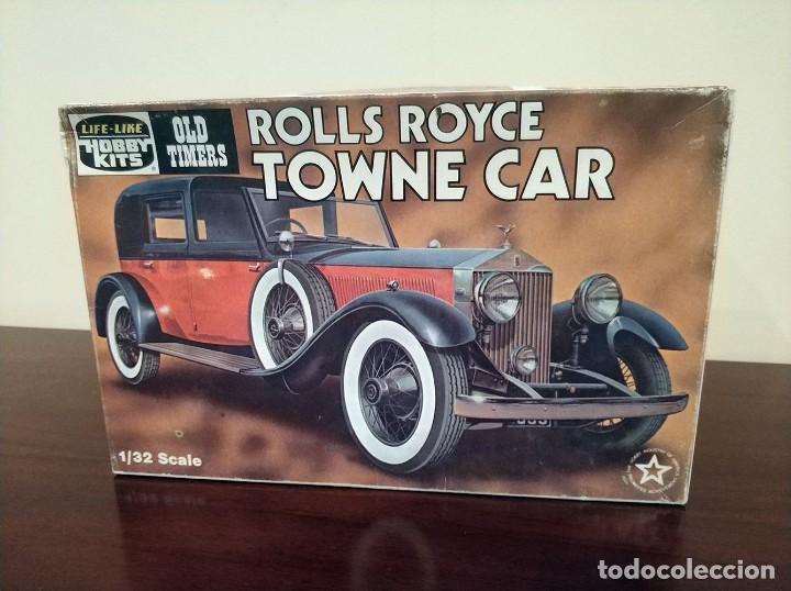 Coches a escala: Coche ROLLS ROYCE TOWNE CAR Life-Like Old Timers 1/32 - Foto 4 - 205759846