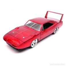Coches a escala: DODGE CHARGER DAYTONA DOM FAST & FURIOUS 1:32 COCHE JADA DIECAST. Lote 206293420