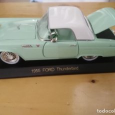 Coches a escala: FORD THUNDERBIRD 1955 - ESCALA 1:32. Lote 206985657