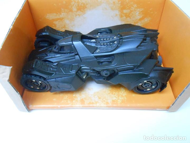 Coches a escala: COCHE BATMAN ARKHAM KNIGHT BATMOBILE 1/32 1:32 JADA CAR METAL DIE CAST alfreedom - Foto 2 - 206987716