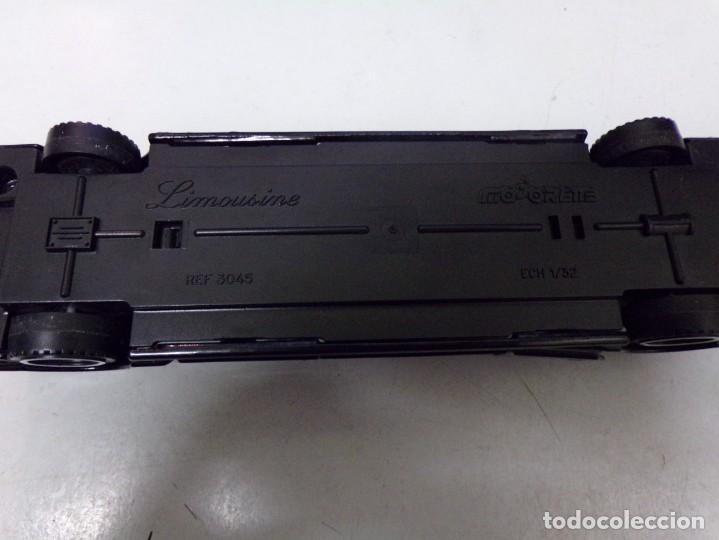 Coches a escala: Preciosa Limusina majorette Cadillac negra ref 3045 escala 1/32 negra - Foto 9 - 207653226