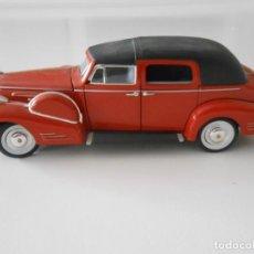 Carros em escala: 2 COCHE 1938 FLEETWOOD FLEET WOOD SIGNATURE 1/32 1:32 MODEL CAR MINIATURE. Lote 208053095