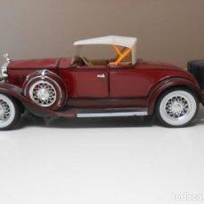 Carros em escala: 6 COCHE 1930 PIERCE ARROW MODEL B 1/32 SIGNATURE MODEL CAR 1:32 ALFREEDOM. Lote 263792660