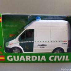 Coches a escala: FURGONETA GUARDIA CIVIL. Lote 208213790